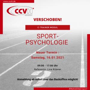 C-Trainer Modul – Sportpsychologie