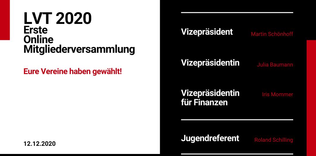 Das Neue Präsidium – Ihr habt gewählt!